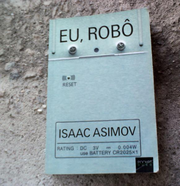 livro impresso Eu robo IMG106