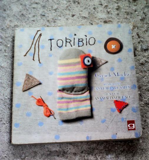 livro impresso Toribio
